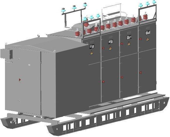 КРУН-6 и КРУН-10 предназначены для приема и распределения электрической энергии трехфазного переменного тока частотой...