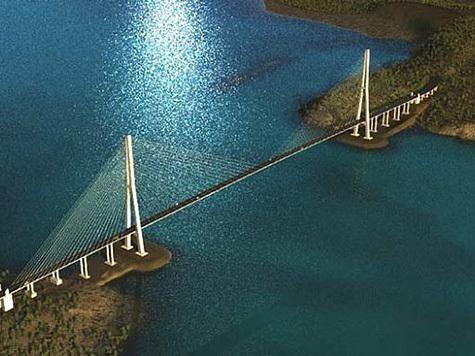 Современные мосты не только улучшают