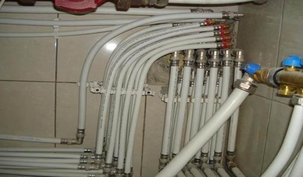 Водопровод из металлопластиковых труб  видео