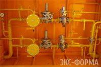 УГРШ, УГРШ(К) - установки газорегуляторные шкафные